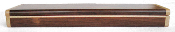 Desktop pen box - Decorative wood pen box