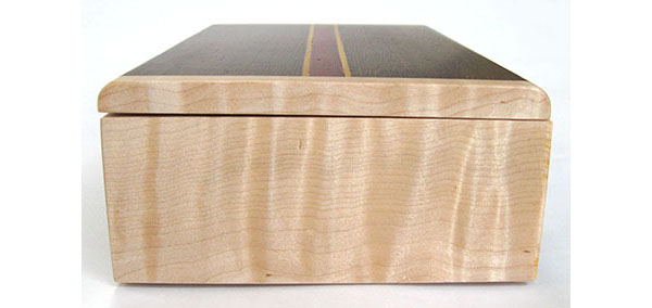 Maple end - Handmade decorative keepsake box