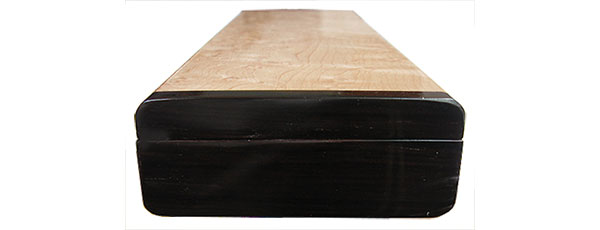 African blackwood pill box end