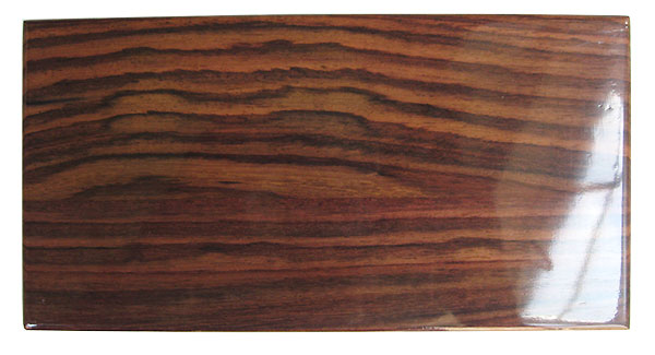 East Indian rosewood box top - Handcrafted small wood box