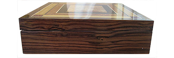 Indian rosewood box side - Handcrated large wood box